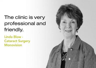 Linda Blow Patient Testimonial