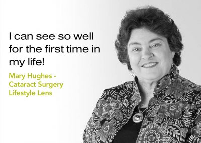 Mary Hughes Patient Testimonial