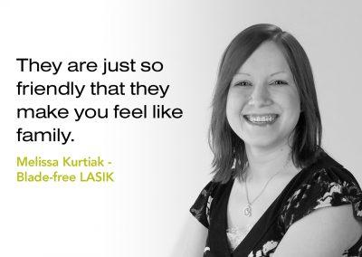 Melissa Kurtiak Patient Testimonial